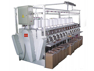Multi-Head Cord Knitting Machine