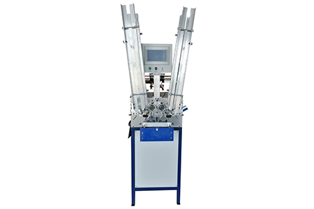 Automatic Double Spindles Weft Winding Machine