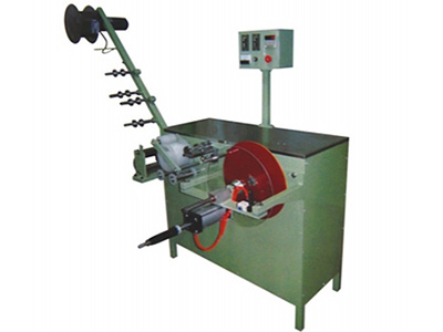 Vertical Automatic Tape Rolling Machine