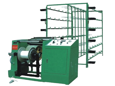 Non-Elastic Warping Machine